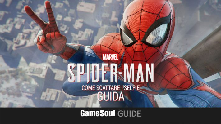 Spider-Man PS4: Come scattare i Selfie | Guida