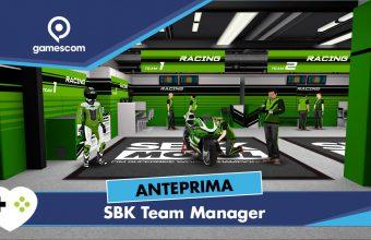 SBK Team Manager – Anteprima gamescom 18