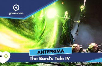 The Bard's Tale IV – Anteprima gamescom 18