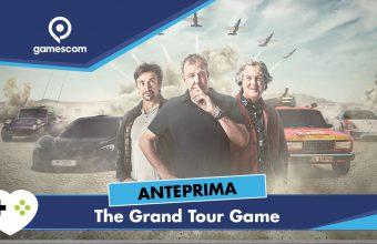 The Grand Tour Game – Anteprima gamescom 18