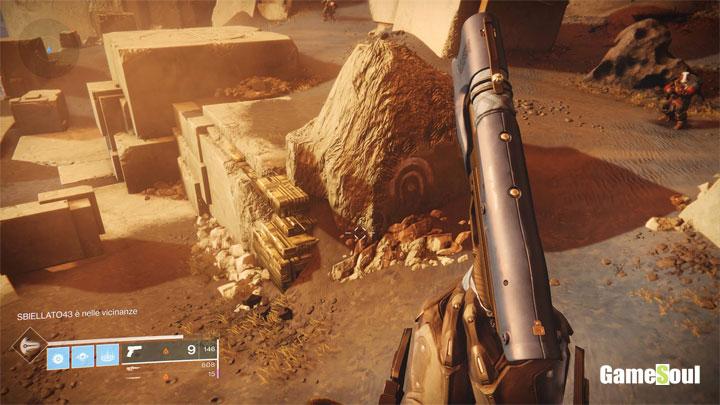 Destiny 2 - Dove trovare il settore perduto di Mercurio