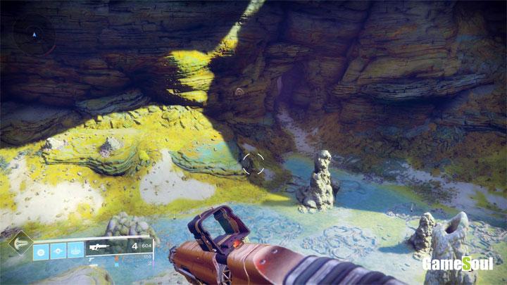 Destiny 2 - Guida ai settori perduti di Io