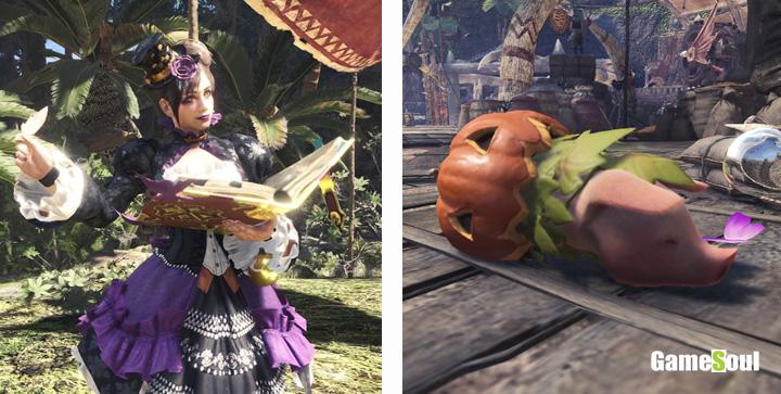 Monster Hunter World: Festival Raccolto d'Autunno