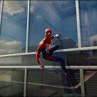 Il commovente tributo di Spider-Man alle Torri Gemelle