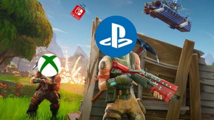 PlayStation cross-play