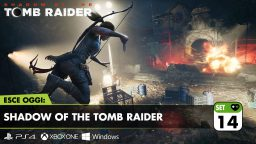 Esce Oggi: Shadow of the Tomb Raider