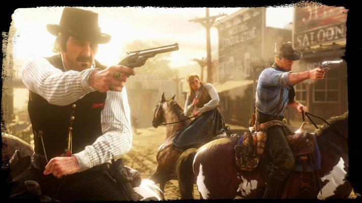 Anche Red Dead Redemption 2 avrà una patch al day one