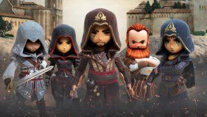 Assassin's Creed Rebellion: ecco la data d'uscita