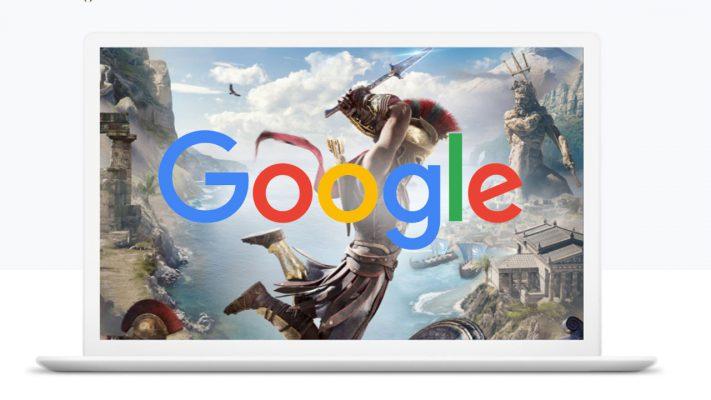 Google nel mondo dei videogiochi con Project Stream, video e dettagli