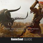 """Assassin's Creed: Odyssey – Guida agli Animali Leggendari (Trofeo """"Prescelto di Artemide"""")"""