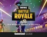 Fortnite: Battle Royale – Guida alla modalità Domina la discoteca