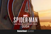 Spider-Man PS4: Come trovare la Avengers Tower | Guida