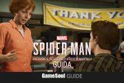 Spider-Man PS4: Risolvere il puzzle nell'ufficio di Martin Li | Guida