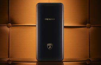 OPPO Find X Lamborghini Ed. disponibile: lusso e potenza in uno smartphone