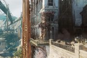Karnaca di Dishonored 2 replicata in Planet Coaster