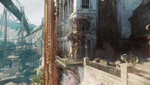 Karnaca di Dishonored 2 replicata in Planet Coaster