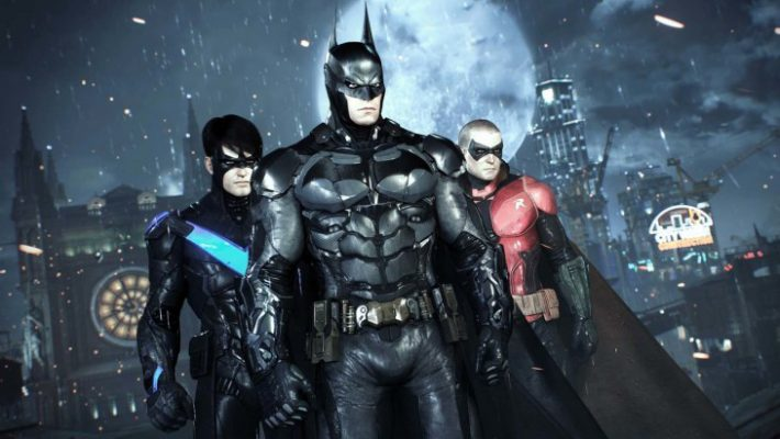 Batman Rocksteady
