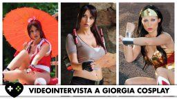 Intervista giorgia cosplay
