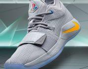 Paul George presenta le nuove scarpe PG 2.5 x PlayStation