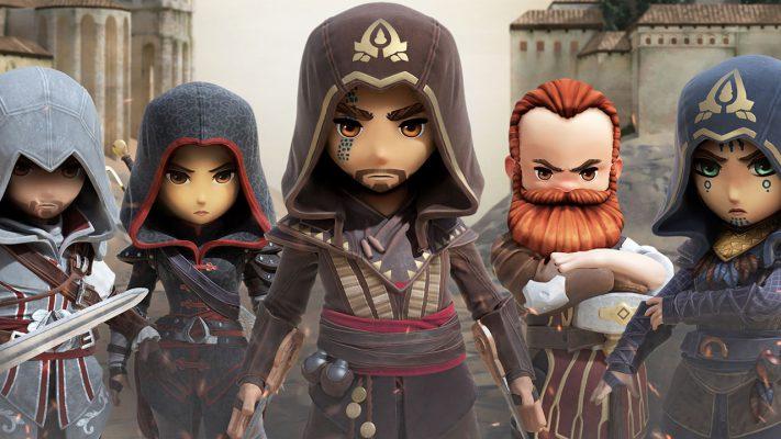 Assassin's Creed Rebellion è disponibile ora per iOS e Android