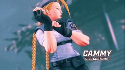 I costumi di Resident Evil per Street Fighter V