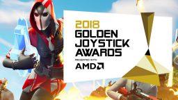 Golden Joystick Awards: Fortnite gioco dell'anno, un premio anche a Miyazaki