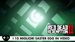 Red Dead Redemption 2 – I migliori 10 Easter Egg