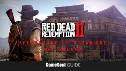 Red Dead Redemption II – Affrontare lo straniero nel Saloon | Guida