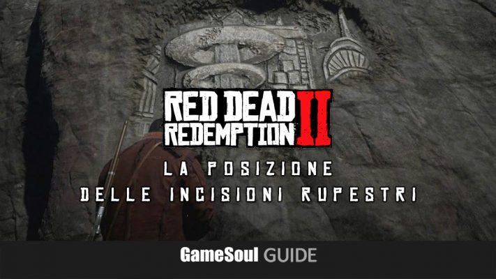 Red Dead Redemption 2 – La posizione delle Incisioni Rupestri | Guida