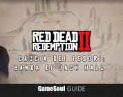 Red Dead Redemption II – Caccia dei Tesori: Banda di Jack Hall | Guida