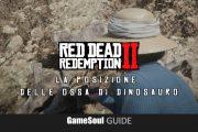 Red Dead Redemption 2 – La posizione delle Ossa di Dinosauro | Guida