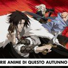 Netflix, le serie Anime di questo autunno 2018