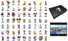 Un pack da 63 Amiibo per Super Smash Bros. Ultimate