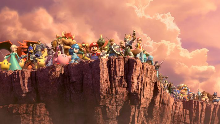Super Smash Bros. Ultimate – Tutte le novità dall'Ultimo Direct