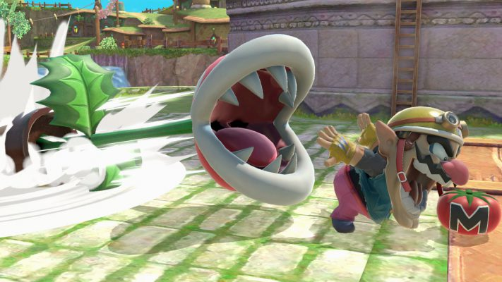 Super Smash Bros. Ultimate: la nuova patch introduce Pianta Piranha e numerosi ribilanciamenti
