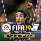 FIFA Ultimate Team – TOTW 9 – La Squadra della Settimana 9