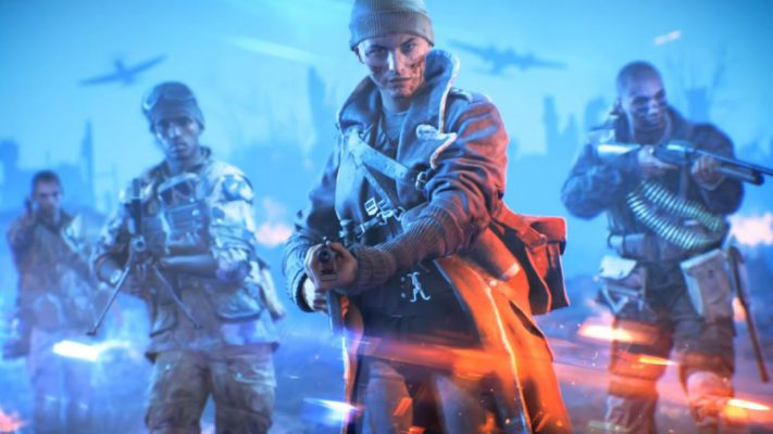 Battlefield V si aggiorna con una patch, aggiunto il ray tracing su PC