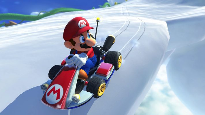 Emerge online un nuovo bundle di Switch con Mario Kart 8