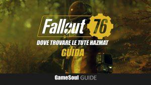 Fallout 76 – Dove trovare le tute Hazmat | GUIDA