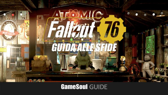 Fallout 76 – Guida completa alle Sfide