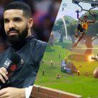 L'account di Fortnite del rapper Drake hackerato durante un evento di beneficenza