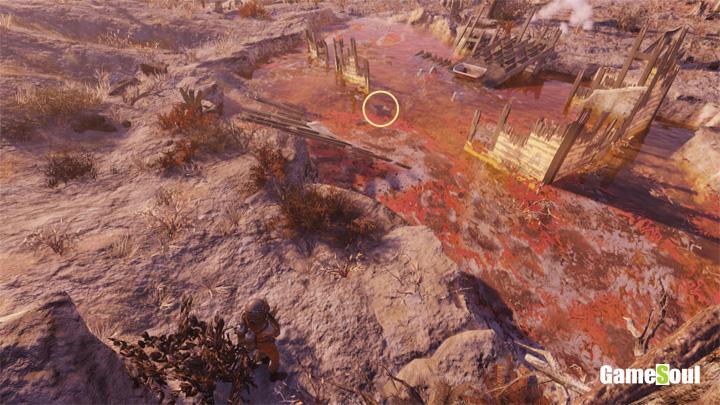 Fallout 76 - Guida: Dove trovare il blaster alieno