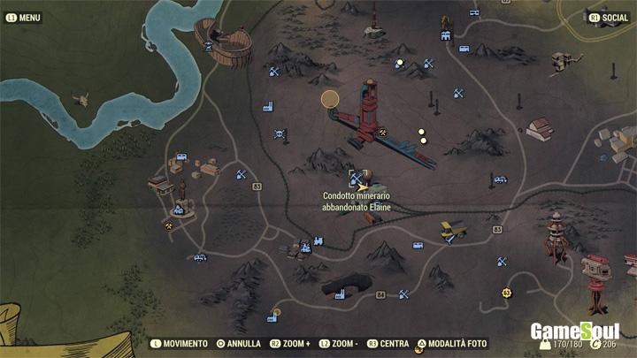 Fallout 76 - Guida: Dove trovare le munizioni per il blaster alieno