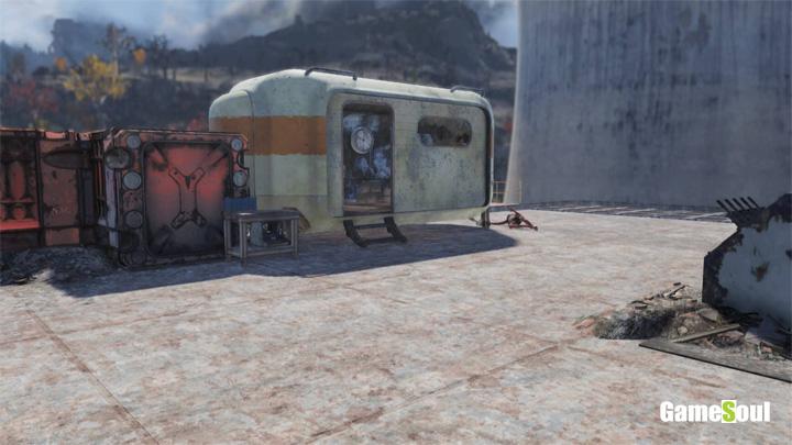 Fallout 76 - Dove trovare la tuta Hazmat