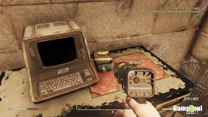 Fallout 76 - Come ottenere tappi