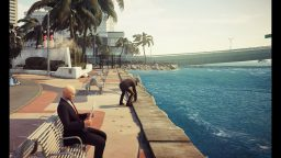 Hitman 2: ecco Agente 47 che scappa a bordo di… un delfino