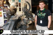 CD Projekt RED Intervista Alessandro Fileni