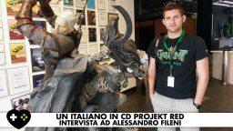 CD Projekt RED Intervista Alessandro Fileni