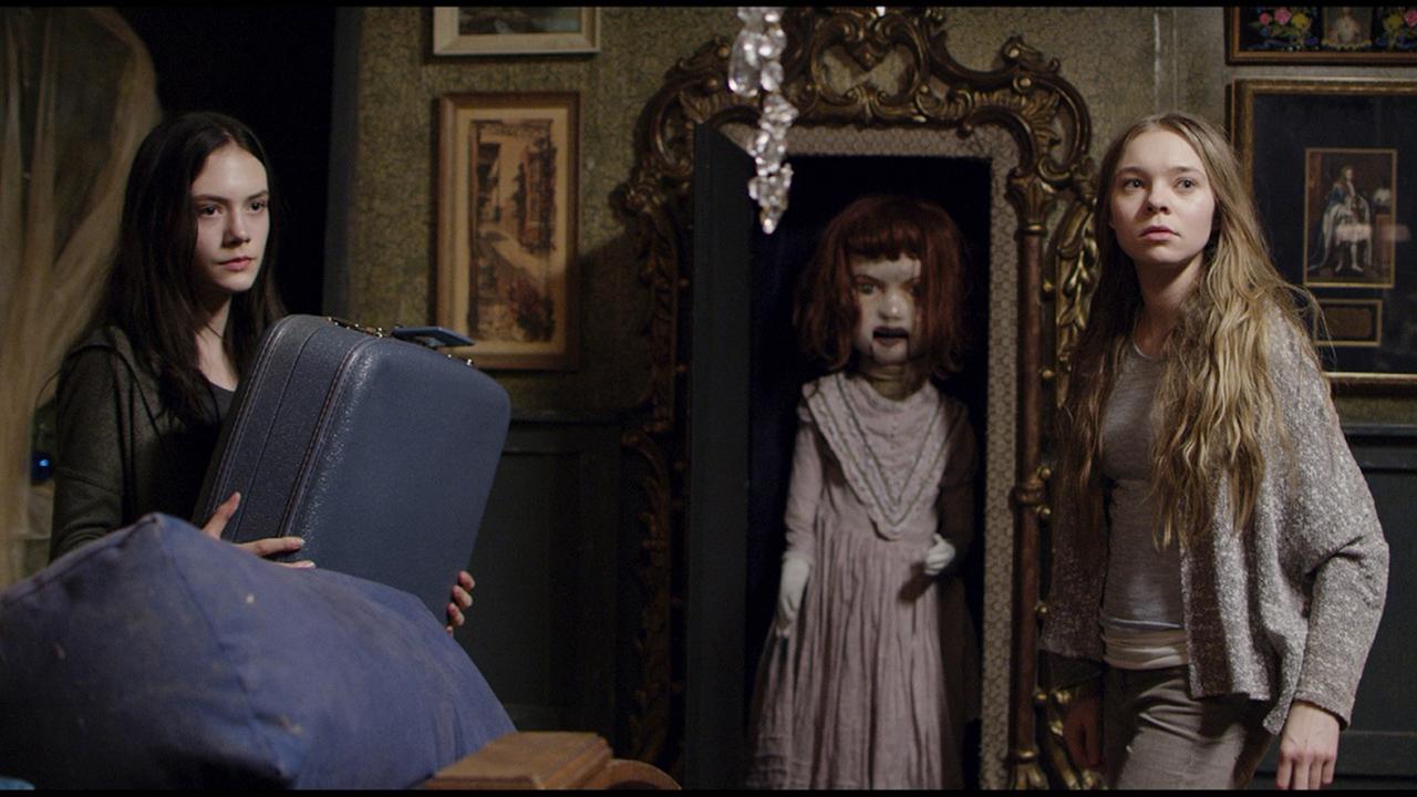 la casa delle bambole ghostland