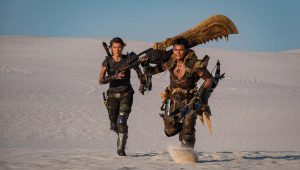 Spunta online il trailer del film di Monster Hunter
